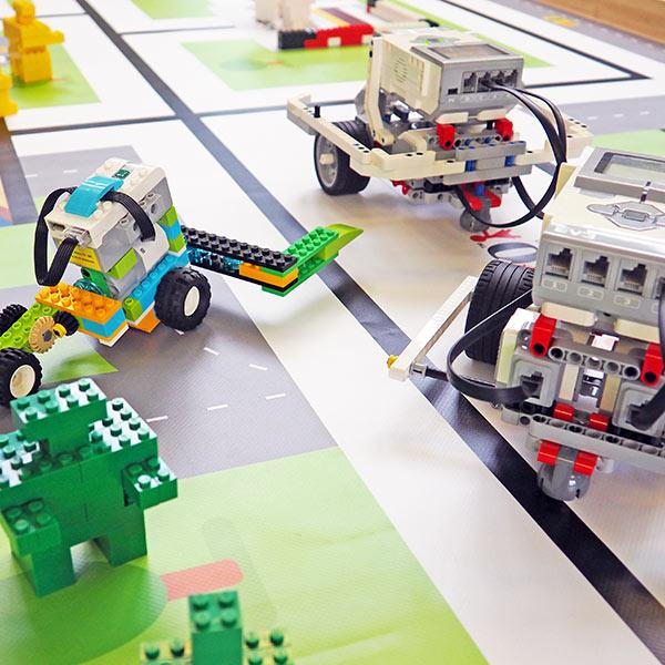 Junior Akademie Bernd Müller LEIS LEGO
