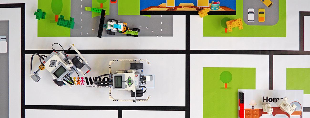 Junior Akademie Bernd Müller World Robot Olympiad