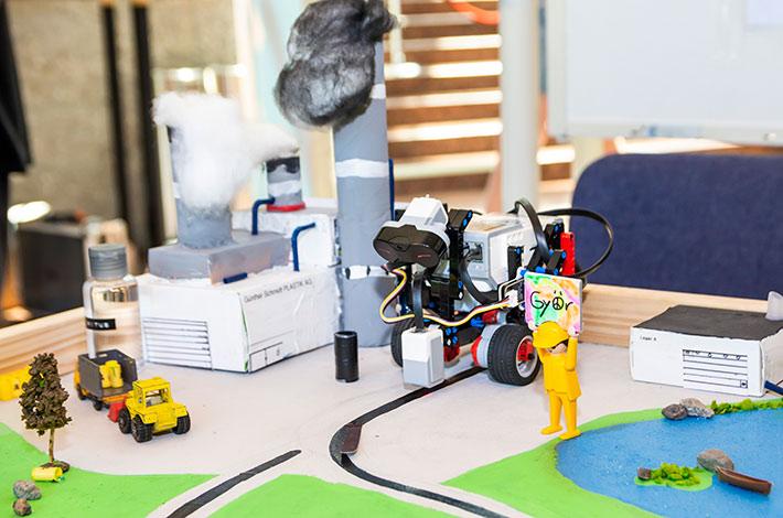 Junior Akademie World Robot Olympiad WRO